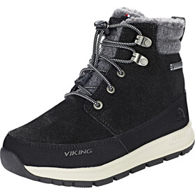 Viking Footwear Rotnes GTX Zapatillas Niños, black/grey